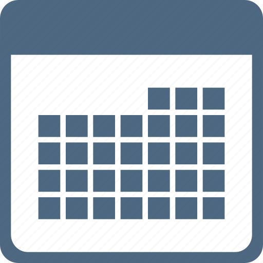 calendar, event, plan, reminder, schedule, tasks, todo icon