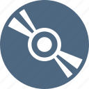 audio, cd, disk, dvd, media, music, video icon