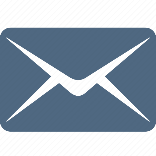 contact, email, envelope, inbox, letter, mail, message icon