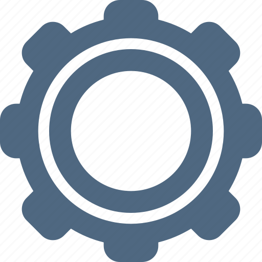 configuration, gear, options, service, settings, system, tools icon