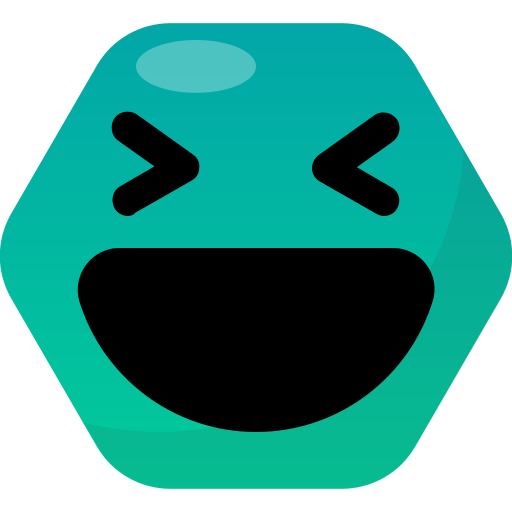 Emoticon, face, happy, reactions, smile icon - Free download