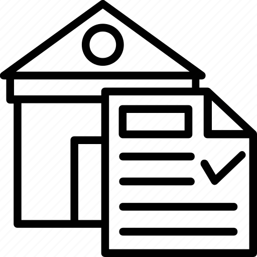 approved mortgage loan application, deal with real estate, mortgage, mortgage loan agreement, property legal agreement icon