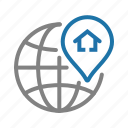 internet, location, maps, property, real estate, web