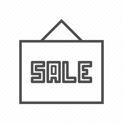 ad, promo, prpoerty, sale, sell, sold icon