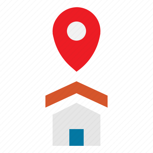 Location, locator, map, pin, placeholder, signs icon - Download on Iconfinder