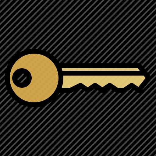 access, business, door, key, pass, password icon