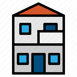 buildings, estate, home, hous, real icon