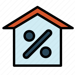 contract, estate, home, house, mortgage, property, real icon