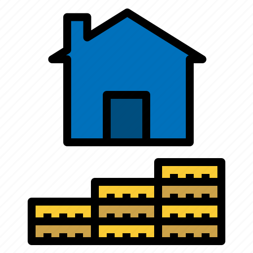 estate, post, real, rent, sign, signs icon
