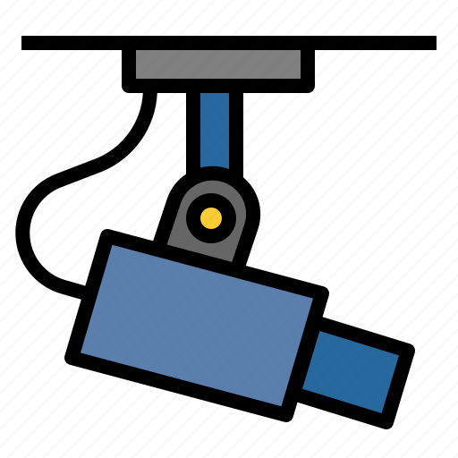 Camera, cctv, security, surveillance, system, technology, video icon - Download on Iconfinder