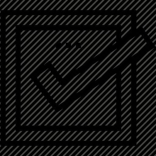 checkmark, confirmation, ok, tick symbol, validate icon