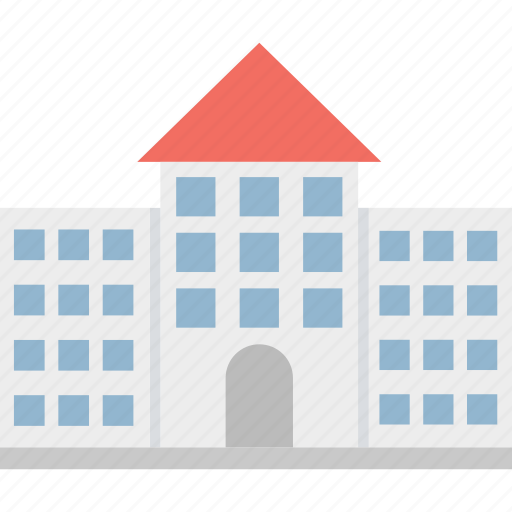 building, commercial building, modern building, office icon