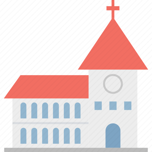 chapel, church, religious, religious building icon