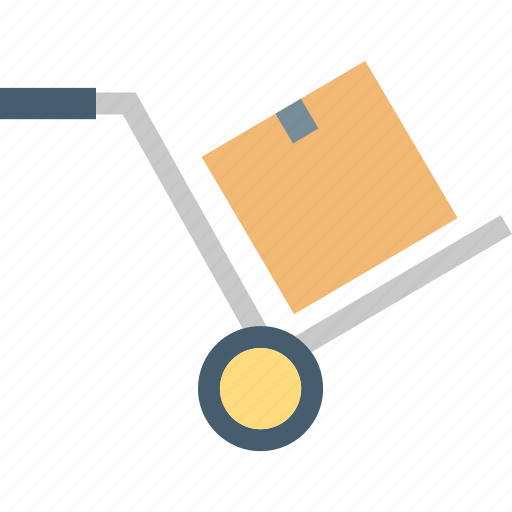 cardboard, cargo, delivery package, package icon