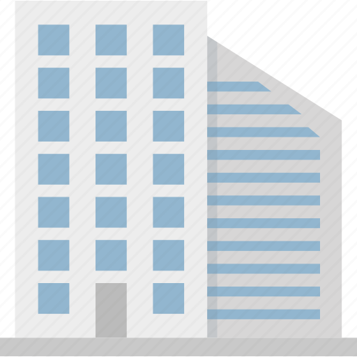 building, commercial building, office, skyline icon