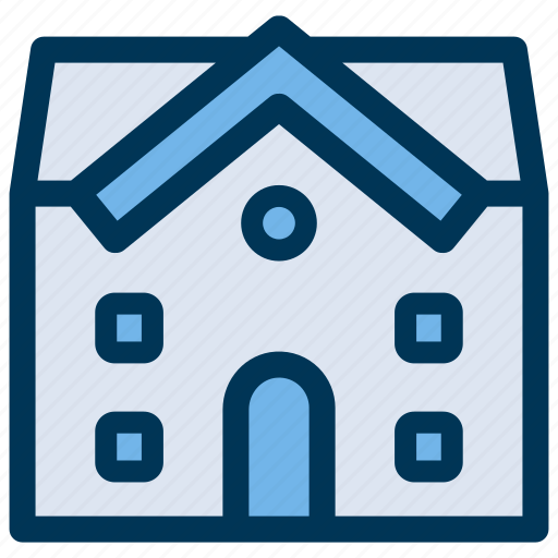 House, mansion, property icon - Download on Iconfinder
