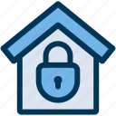 house, property, security