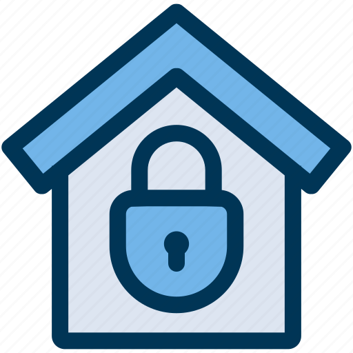 House, property, security icon - Download on Iconfinder