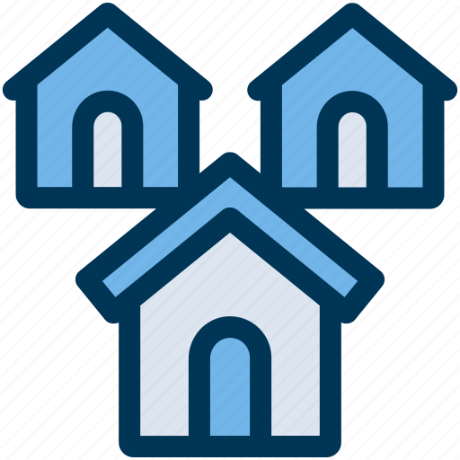 Apartment, buildings, property icon - Download on Iconfinder