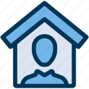 house, property, user