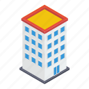 city buildings, city condo, high rise building, modern architecture, skylines icon
