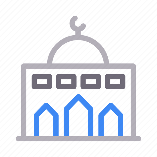Apartment, building, mosque, property, realestate icon - Download on Iconfinder