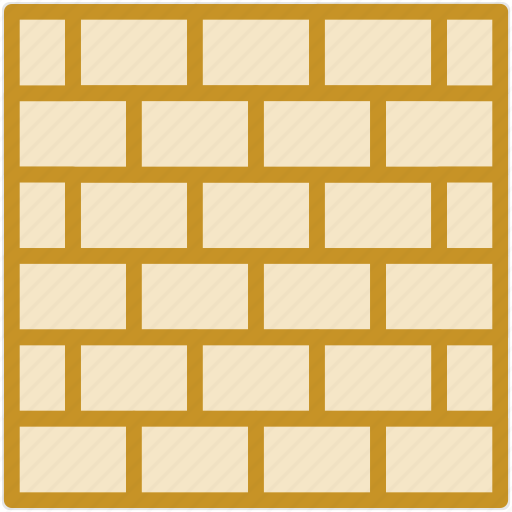 bricks, bricks wall, building, construction, wall icon