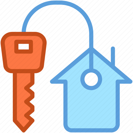 access, door key, house key, key, keychain icon