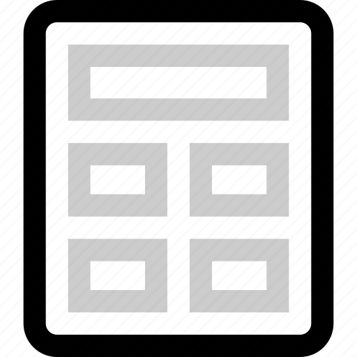 calculator, finance, math, numbers icon