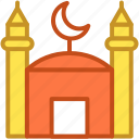 architecture, building, mosque, religious place, tomb icon
