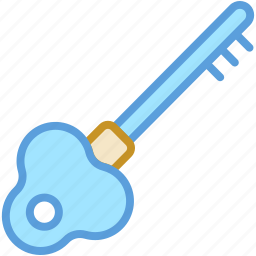 home, house key, key, protection, security icon