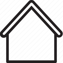 apartment, building, estate, home, house, property, room icon