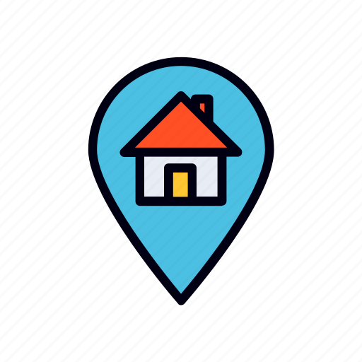 Building, estate, home, house, real, rent icon - Download on Iconfinder
