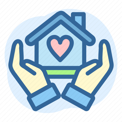 Business, estate, house, like, love, real icon - Download on Iconfinder