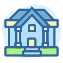 big, business, estate, house, luxury, real