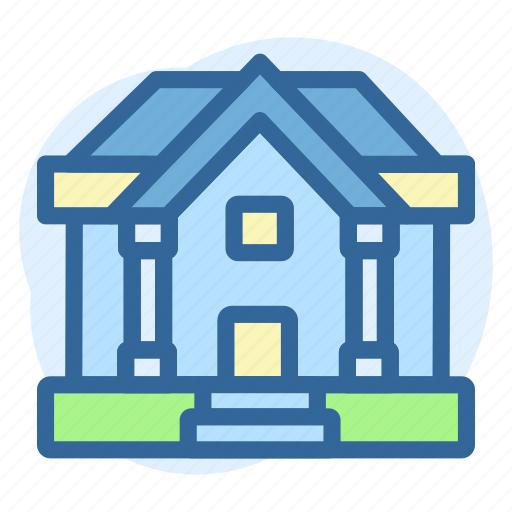 Big, business, estate, house, luxury, real icon - Download on Iconfinder