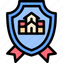 house, property, protection, real estate icon