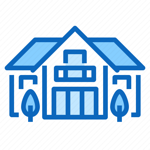 Building, country, estate, house, real icon - Download on Iconfinder