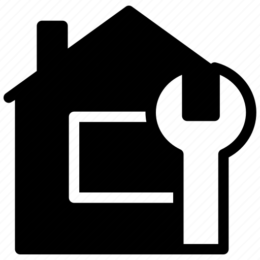 building, home, house, household, maintanence, reparation, tool icon
