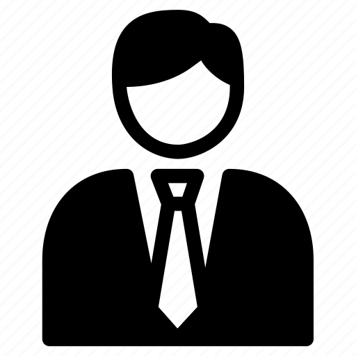 avatar, duty, manager, men, profile, supervisor, tie icon