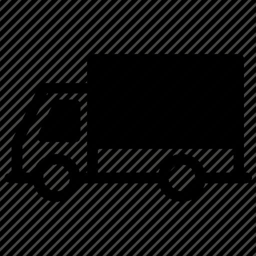 car, pickup, transport, transportation, travel, truck, vehicle icon