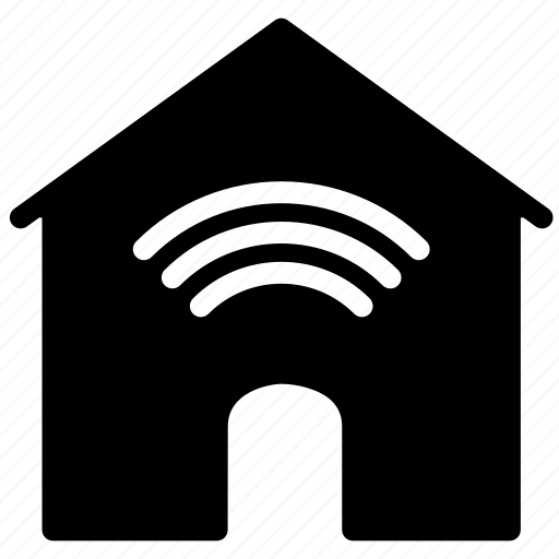 architecture, building, estate, home, house, real, smart icon