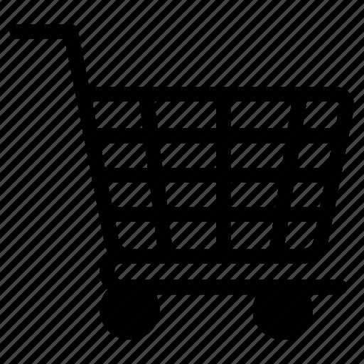 cart, phone, retail, shop, shopping, smart, supermarket icon