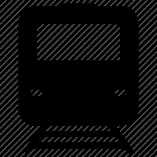 monorail, rail, train, transport, transportation, truck, vehicle icon
