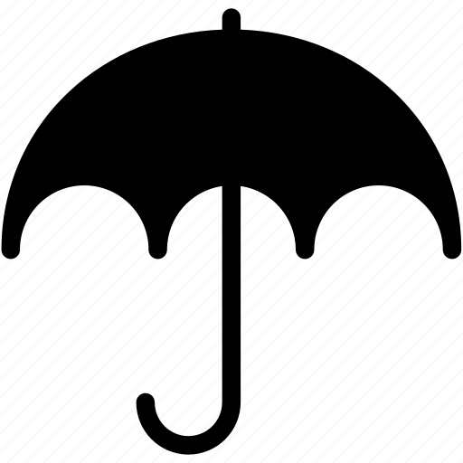 password, protection, safe, secure, security, shield, umbrella icon