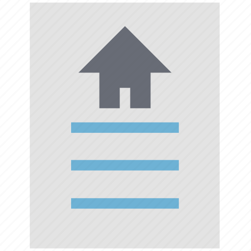 documentation, documents, home documents, property, property documents icon