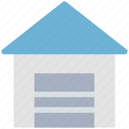 building, home, homepage, house, property, real estate icon
