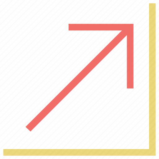 arrow, designing, drag, right arrow icon