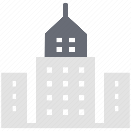 building, commercial building, hotel, real estate icon