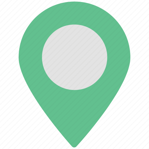 gps, location, location pointer, locator, map, navigational, pin icon